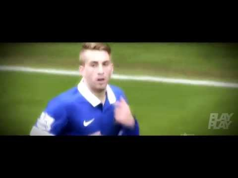 Gerard Deulofeu vs Cardiff City / Everton vs Cardiff City 2-1 / 15.3.2014 / HD