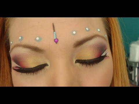 maquillaje arabe / arabian makeup tutori