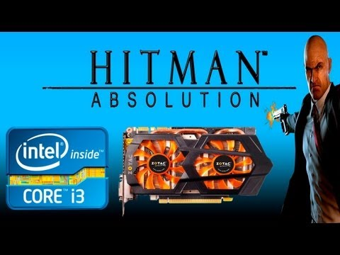 GTX 660 (non TI) Desempenho - Hitman Absolution