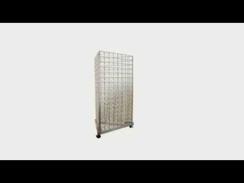 Grid Wall Panels Accessories Toronto, Canada