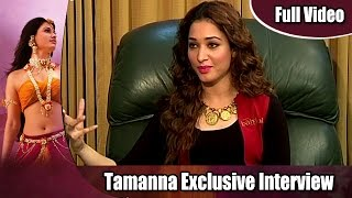 Tamanna Exclusive Interview about Baahubali