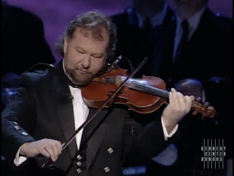 Sean Connery Tribute - Alasdair Fraser/Guests - 1999 Kennedy Center Honors