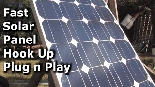 DIY Solar Green Job Training 80 WATT SOLAR PANEL Grid Tie