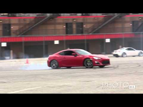 Ken Gushi | 86 Dynamic Driving Academy  RAW Footage  | PHOTO M.D.
