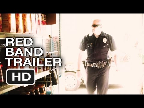 End Of Watch Red Band Trailer #1 (2012) - Jake Gyllenhaal Movie HD