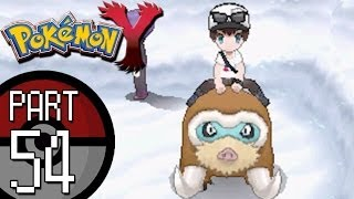 Pokemon X And Y Part 54: Route 17 And Anistar City