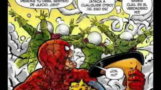 Marvel Zombies Return (1 De 5) Spiderman Español