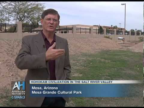 C-SPAN Cities Tour - Mesa: Hohokam Civilization in the Salt River Valley