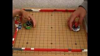 Lego Ninjago Spiner Battle