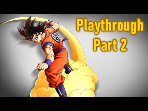 Dragonball Z Kakarot Playthrough 2