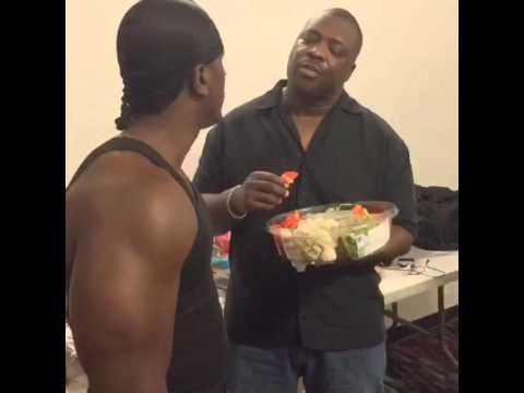 Tyrone Meets Bruh Man