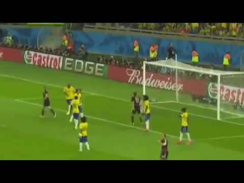 Brazil vs Germany 1 : 7  All Goals & Full Match Highlights 08:07:2014 World Cup HD