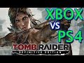 Microsoft Responds to Tomb Raider PS4 vs Xbox One Version