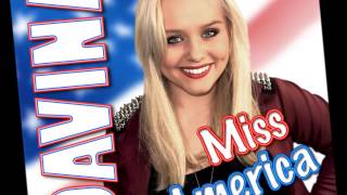 [Sängerin Davina Miss America by Amber-Music Deutschland (Hör...] Video