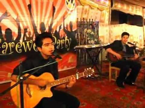 Mera Bichra Yaar by Strings. Cover by Fahad Hussain and Saqeb Zafer