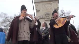 (VIDEO) Ziua Unirii marcată și la Chișinău #27Martie #1918
