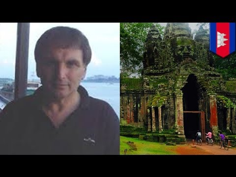 Missing Canadian journalist Dave Walker found? Cambodia police find body