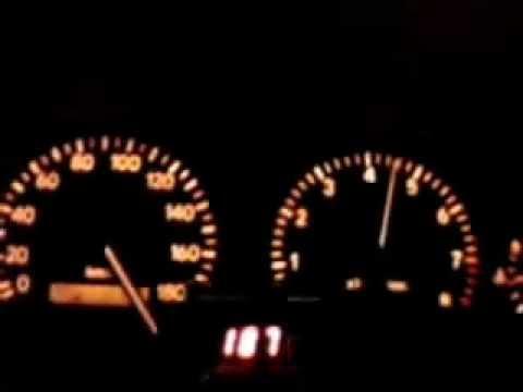 Toyota Mark II с двигателем 1JZ-GTE разгон до 250 км/ч