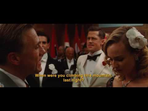Inglourious Basterds: The Italian Scene - YouTube