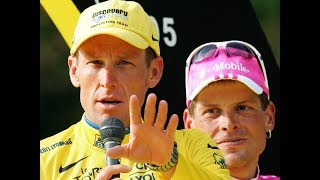 Lance Armstrong VS Jan Ulrich & Chris Froome