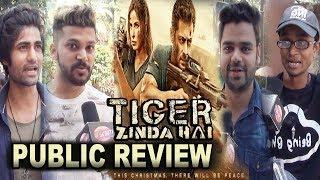 Tiger Zinda Hai Trailer | Public Review | Crazy Fans | Salman Khan | Katrina Kaif | Ali Abbas Zafar