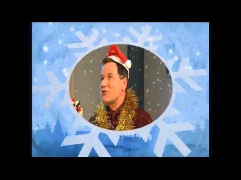 ITV daybraek Christmas promo 2013