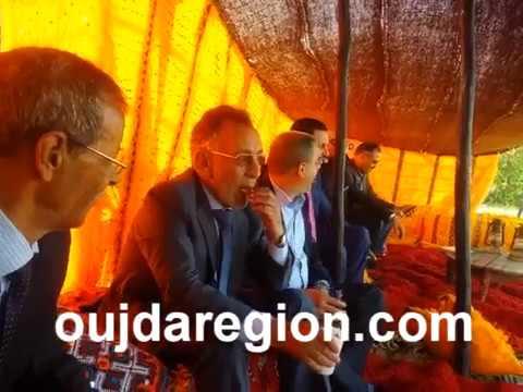 روبرتاج..وجدة:الوفد الصحراوي يستهل زيارته بلقاء حول الاستثمار وزيارة وحدة BERNITEX للنسيج