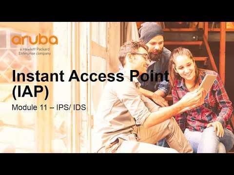 Ponto de Acesso Instantâneo: Módulo 11 – IPS/IDS