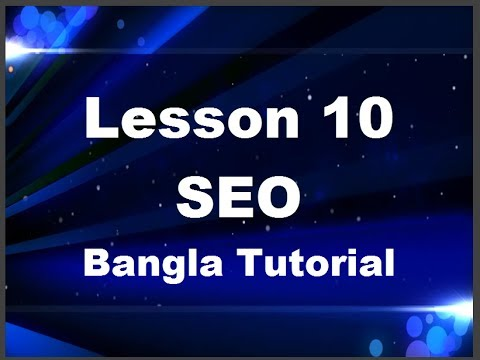 10. Posting Step, Advanced SEO Bangla Tutorial Lesson 10,