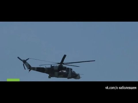 Ukranian army attacks airport in Donetsk, May 26, 2014