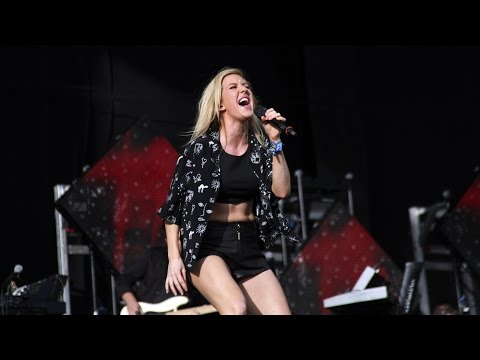Ellie Goulding - Anything Could Happen live at T in the Park 2014
