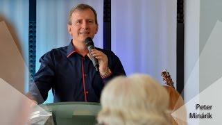 Služba anjelov - Minárik Peter