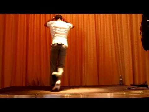 Jerome Ramos  - Ulm Salsa Festival 2011 - Workshop - Pachanga