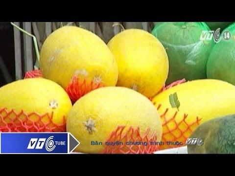 Hoa quả Trung Quốc có chất hủy nội tạng không? | VTC