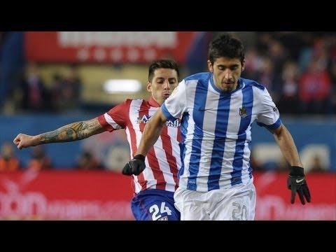 Declaraciones Atlético de Madrid 4 - 0 Real Sociedad