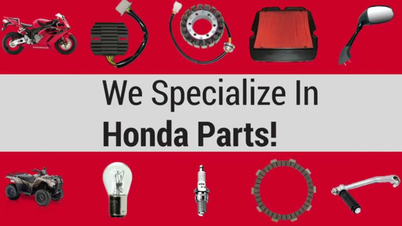 Honda Motorcycle Parts, Honda ATV Parts, Honda Dirt Bike ...
