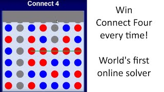 play connect 4 online 2 player