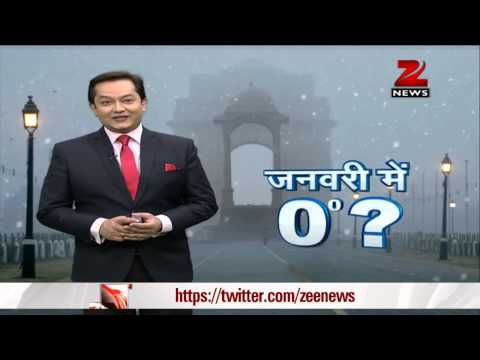 Cold wave tightens grip over North India