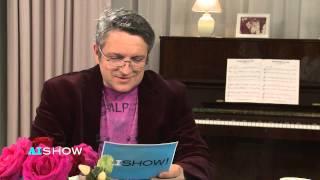 Provocare AISHOW: Andrei Porubin citește sexy o rețetă de mămăligă