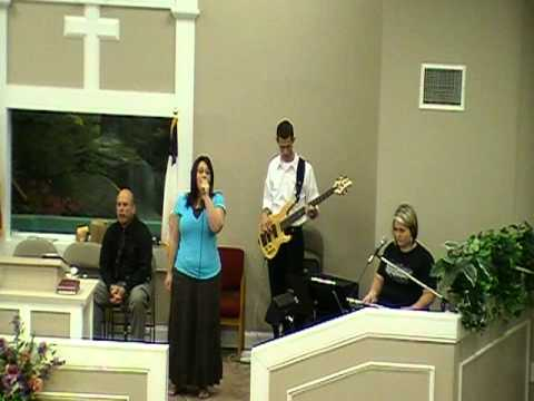 I Will Trust You Lord ~ Camden Baptist Church