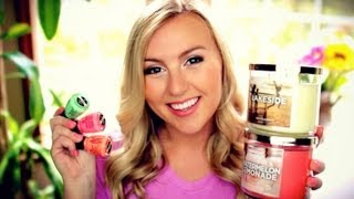 amarixe – Nail Polish & Candle Haul│Summer 2013
