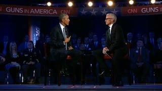 President Obama: We can't make it so easy for criminals