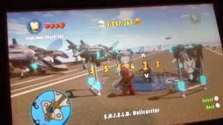 Cheat Codes For Lego Marvel Super Heroes