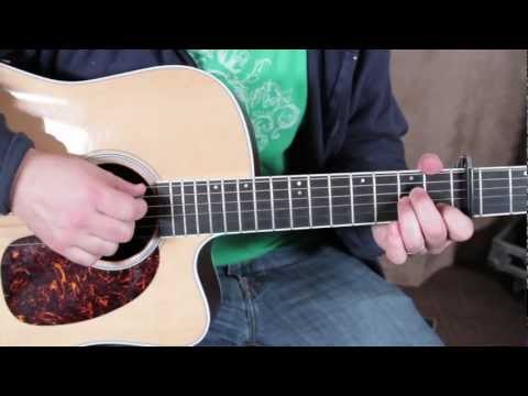 Gotye - Somebody That I Used To Know (feat. Kimbra) - Guitar Lesson - Acoustic how to play