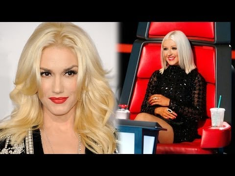Gwen Stefani New Coach on The Voice Replacing Christina Aguilera