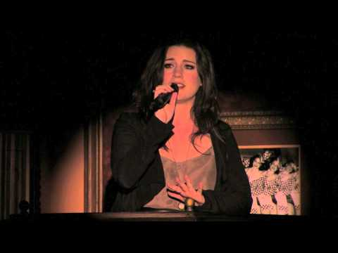 "Carrie Manolakos - ""Broadway, Here I Come!"" by Joe Iconis from HIT LIST (Smash)"