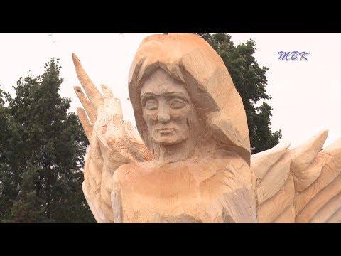 Фестиваль деревянных скульптур «Семья – поэзия природы»