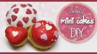 Alycia Marie – Süße MINI CAKES! ❤ DIY + Rezept zum Valentinstag! ❤