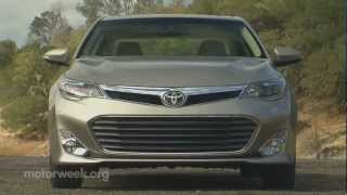 Road Test: 2013 Toyota Avalon videos