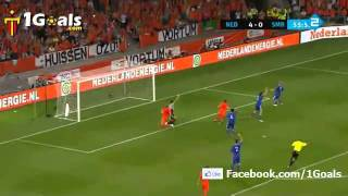 Netherlands Vs San Marino 11-0 All Goals Highlights 2.9